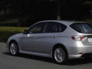 """Subaru Impreza Diesel (FOTO 5)  """" Monitorul de Suceava - joi, 18 iunie 2009."""