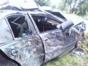 Accident: Au ajuns la spital după ce şoferul a evitat un câine