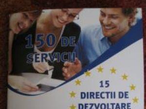 """Eveniment: Camera de Comerţ a lansat """"Ghidul de servicii"""""""