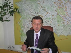 Romică Andreica, şeful Oficiului de Cadastru Suceava