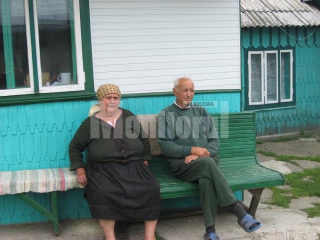 Elisabeta şi Gavril Moroşanu au ajuns prin tribunale cu propriul lor fiu