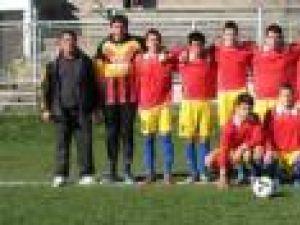 Micii fotbalişti de la Gura Humorului au reuşit o performanţă istorică