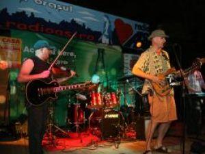 Nightlosers, în concert la Fălticeni