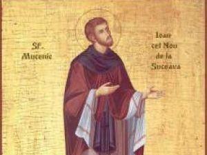 Ortodocşii sărbătoresc astăzi Naşterea Sf. Ioan Botezătorul