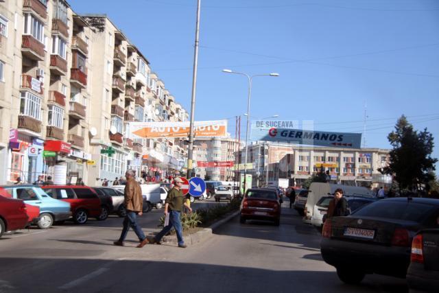 Infrastructură: 13 străzi din Fălticeni vor fi modernizate cu fonduri europene