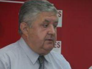 Şeful PSD Suceava, senatorul Gavril Mîrza