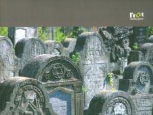 """Carte: """"Cimitirele evreieşti din Bucovina"""", ghid turistic realizat de un elveţian"""