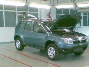 Dacia SUV. Foto: Daciaclub.ro