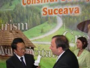 Colaborare: Sucevenii s-au înfrăţit cu chinezii din Guizhou