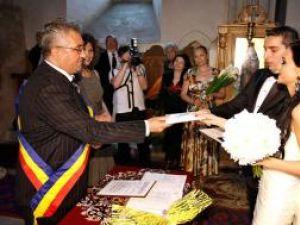 Una dintre cele mai spectaculoase nunţi din ultimii ani din Suceava