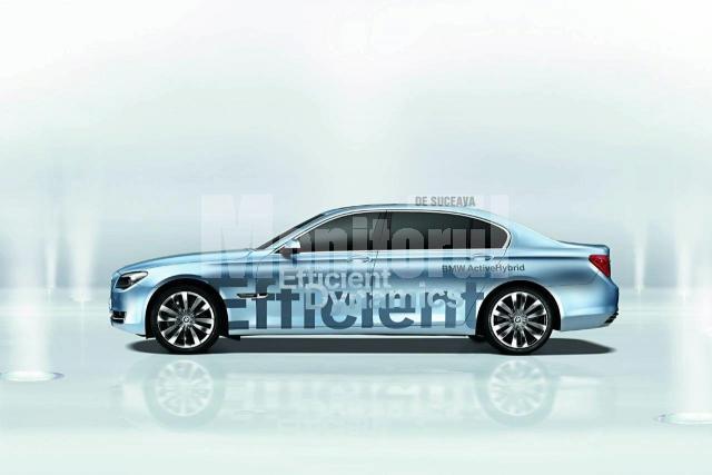 BMW Seria 7 ActiveHybrid Concept 2008