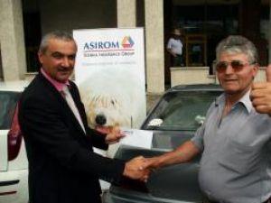 Asirom a desemnat primul câştigător la Suceava, Petru Hrişcă