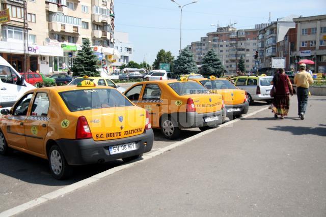 În oraş, Adrian Tulumb este cunoscut doar ca proprietar al firmei de taxi SC Deutiu SRL Fălticeni