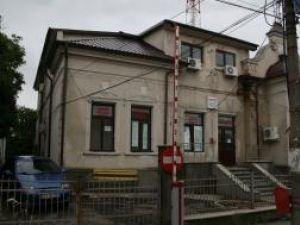 Clădirea Paşapoartelor a fost salvată din calea flăcărilor
