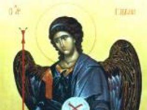 Sinaxar, 13 iulie: Soborul Sfântului Arhanghel Gavriil