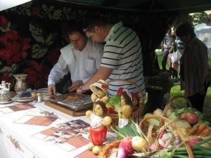 În ziua a doua a concursului, bucătarii au avut de preparat deserturi pe bază de cartofi
