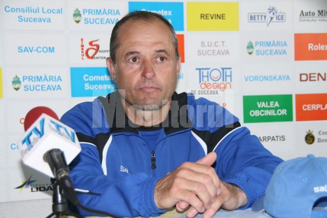 """Ioan Radu: """"Sper că la începutul săptămânii viitoare să revenim cu pregătirea acasă"""""""