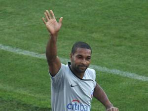 """Robinson Zapata: """"Nu vreau să plec de la Steaua, deoarece sunt fericit aici"""". Foto: MEDIAFAX"""