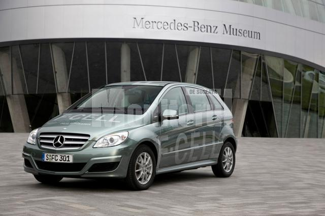 Mercedes-Benz B-Klasse Hydrogen F-CELL