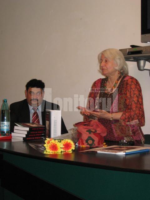 Constantin Emil Ursu şi Adela Popescu