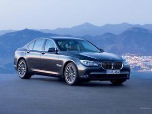 BMW Seria 7, luxul ca dotare de serie