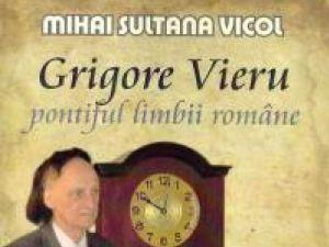 """""""Grigore Vieru, pontiful limbii române"""""""