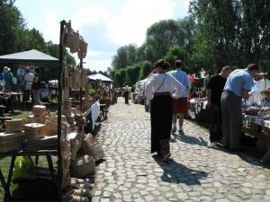 Începând de vineri: Târgului Meşterilor Populari, în incinta Muzeului Satului Bucovinean