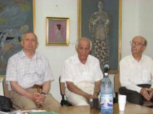 Trei mărturisitori - Vasile Pânzariu, Dumitru Oniga şi Eugen Dimitriu
