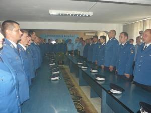 Ceremonial: 33 de jandarmi, avansaţi în grad
