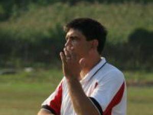 Bogdan Tudoreanu nu concepe decât victoria în meciul de la Iaşi