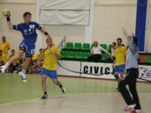 Sucevenii au avut parte de un adversar tenace în primul meci al turneului