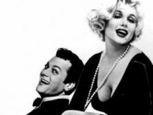 Tony Curtis: Marilyn Monroe a fost însărcinată cu copilul meu