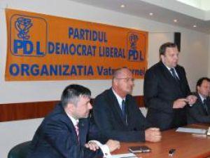 """Ultimatum: PD-L Suceava l-a mandatat pe Flutur să ceară trimiterea acasă a PSD, """"dacă nu-şi vede de treabă"""""""