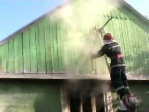 Nici măcar pompierii nu l-au mai putut salva pe Dumitru Raţă
