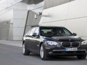 BMW Seria 7 High Security