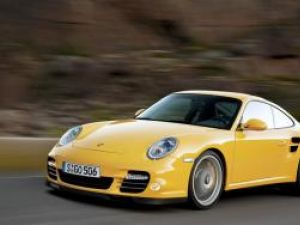 Porsche 911 Turbo Coupe Facelift