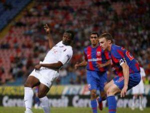 Steaua şi CFR Cluj au oferit un meci frumos