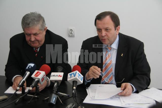 Nu-i loc: PD-L refuză să negocieze vicepreşedinţii la CJ Suceava