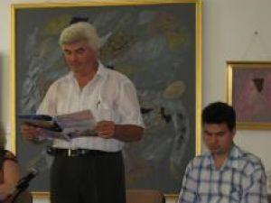 Editorii Ioan şi Dan Marius Ţonea