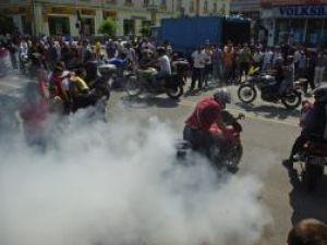 Mulţi participanţi la Bukowina Motor Show