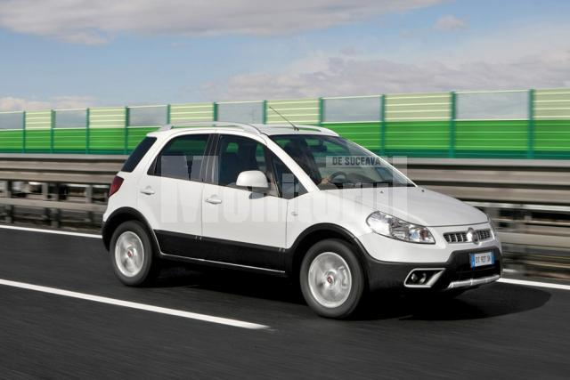 Fiat 5 Sedici Facelift