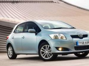 Toyota Auris 1,3 Dual VVT-i 2009