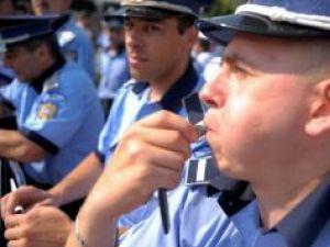 Reprezentanţii poliţiştilor sunt aşteptaţi azi la Palatul Cotroceni Foto:MEDIAFAX