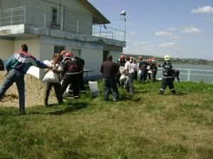 Aplicaţie tactică la Barajul Bucecea