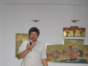Liviu Şoptelea la City Gallery