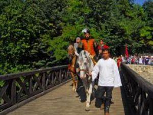 Intrarea lui Mihai Viteazul în Cetatea Sucevei