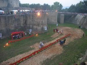 """Încasări duble faţă de anul trecut, la Festivalul de Artă Medievală """"Ştefan cel Mare"""" 2009"""