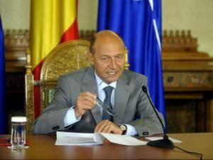Preşedintele Traian Băsescu Foto: Mediafax