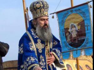Arhiepiscopul Tomisului, IPS Teodosie Foto: Mediafax