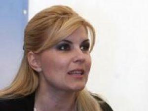 Elena Udrea, ministrul Turismului. Foto: MEDIAFAX